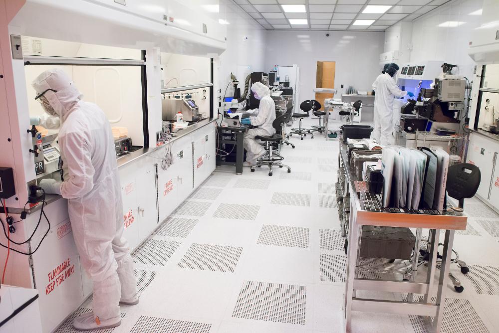 Utah Nanofab Cleanroom